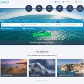 e-commerce travel site (design example)