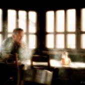 morning cigarette - photo by darko ivancevic