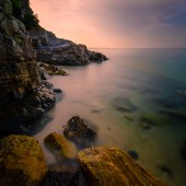the coast of chalkidiki - photo by darko ivancevic
