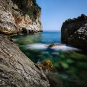 towards the open sea - photo by darko ivancevic